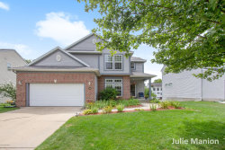 Photo of 3666 S Falling Leaf Drive, Kentwood, MI 49512 (MLS # 19039641)