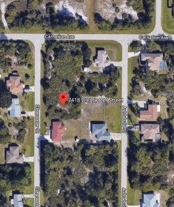 Tiny photo for 7418 Clearwater Street, ENGLEWOOD, FL 34224 (MLS # A4204778)