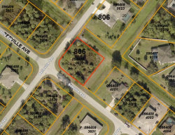 Photo of BEEVILLE AVE, NORTH PORT, FL 34286 (MLS # A4477987)