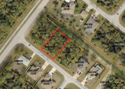 Photo of BEEVILLE AVE, NORTH PORT, FL 34286 (MLS # C7409055)