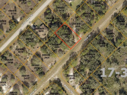 Photo of TILHAL TER, NORTH PORT, FL 34291 (MLS # C7411621)