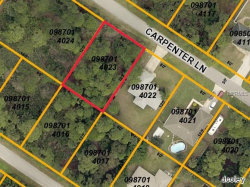 Photo of CARPENTER LN, NORTH PORT, FL 34286 (MLS # D5917027)