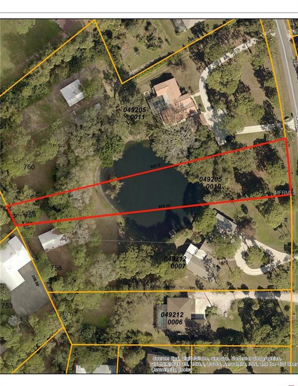 Photo for 00 Larchmont Drive, ENGLEWOOD, FL 34223 (MLS # D5920049)