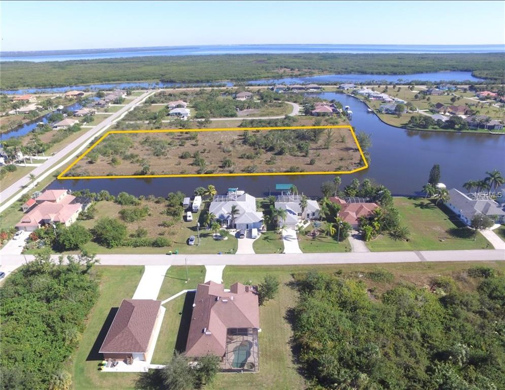 Photo for CALUMET BLVD, PORT CHARLOTTE, FL 33981 (MLS # D5921783)