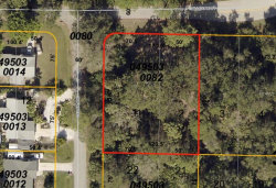 Photo of Lots 1 and 2 Gillespie Street, ENGLEWOOD, FL 34223 (MLS # D6100815)