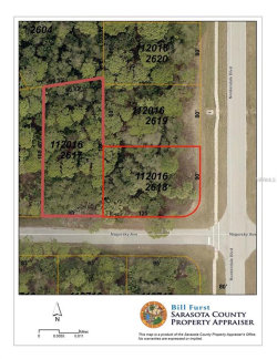 Photo of NAGORSKY/NORDENDALE AVE, NORTH PORT, FL 34288 (MLS # D6102772)