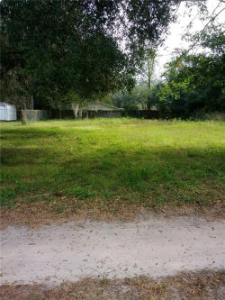 Photo of 11525 Higdon Drive, THONOTOSASSA, FL 33592 (MLS # T3223283)