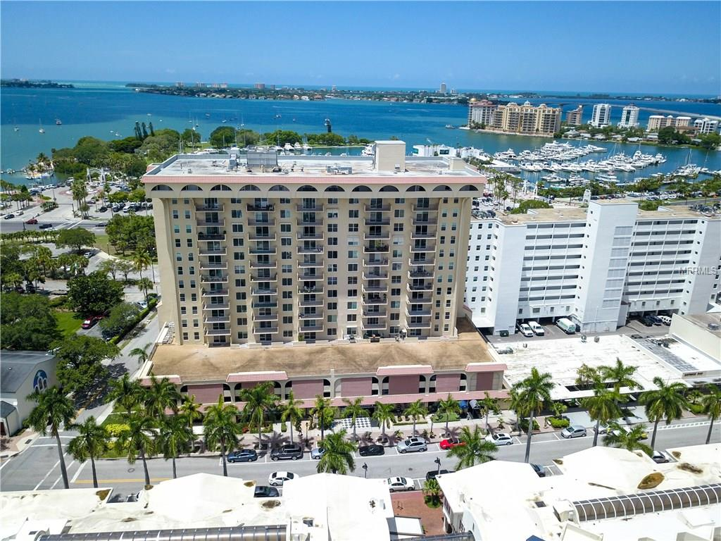 Photo for 101 S Gulfstream Avenue, Unit 14B, SARASOTA, FL 34236 (MLS # A4146779)