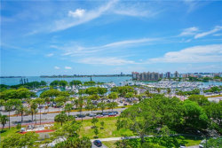 Photo of 101 S Gulfstream Avenue, Unit 11F, SARASOTA, FL 34236 (MLS # A4168441)