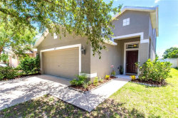 Photo of 8523 Deer Chase Drive, RIVERVIEW, FL 33578 (MLS # A4408208)