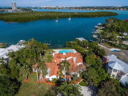 Photo of 535 S Blvd Of The Presidents Boulevard, SARASOTA, FL 34236 (MLS # A4427502)
