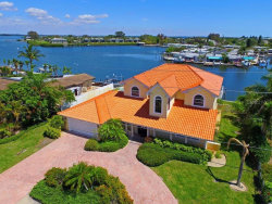 Photo of 517 Key Royale Drive, HOLMES BEACH, FL 34217 (MLS # A4440109)