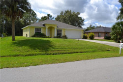 Photo of 4871 Flint Drive, NORTH PORT, FL 34286 (MLS # A4448846)