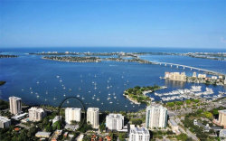 Photo of 555 S Gulfstream Avenue, Unit 203, SARASOTA, FL 34236 (MLS # A4460699)