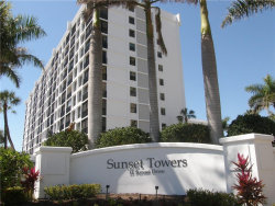 Photo of 11 Sunset Drive, Unit 206, SARASOTA, FL 34236 (MLS # A4468381)