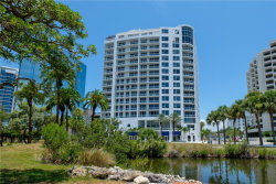 Photo of 1233 N Gulfstream Avenue, Unit 803, SARASOTA, FL 34236 (MLS # A4471901)