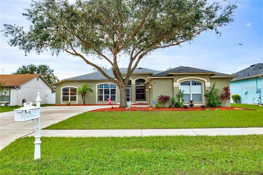Photo for 12862 Raysbrook Drive, RIVERVIEW, FL 33569 (MLS # A4481881)