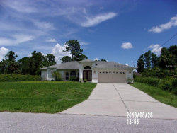 Photo of 2740 Begonia Terrace, NORTH PORT, FL 34286 (MLS # C7401718)