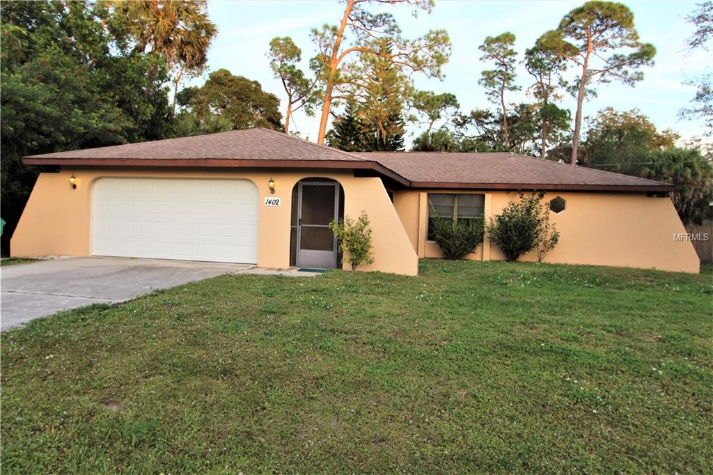 Photo for 1402 Kenmore Street, PORT CHARLOTTE, FL 33952 (MLS # C7409536)