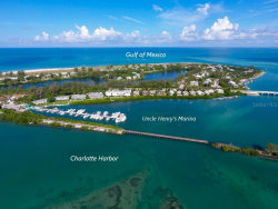 Photo of 5820 Gasparilla Road, Unit Slip 27, BOCA GRANDE, FL 33921 (MLS # D6107788)