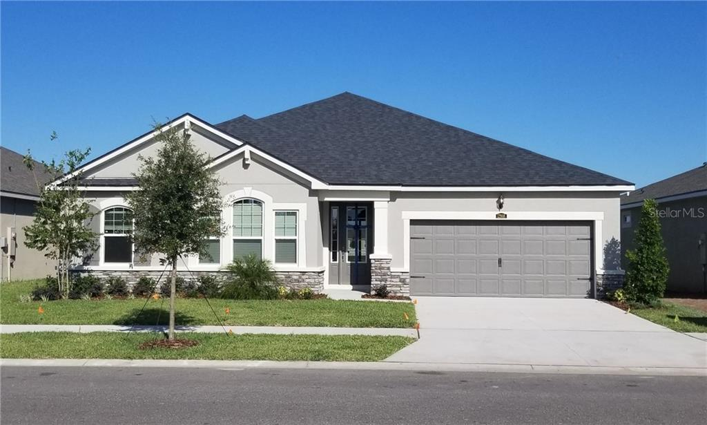 Photo for 12908 Satin Lily Drive, RIVERVIEW, FL 33579 (MLS # J914221)
