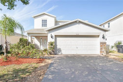 Photo of 7729 Carriage Pointe Drive, GIBSONTON, FL 33534 (MLS # O5774609)