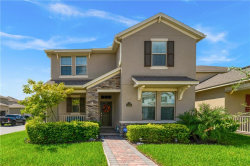 Photo of 9668 Waterway Passage Drive, WINTER GARDEN, FL 34787 (MLS # O5892628)
