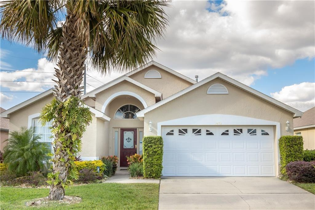 Photo for 2673 Autumn Creek Circle, KISSIMMEE, FL 34747 (MLS # S5027022)