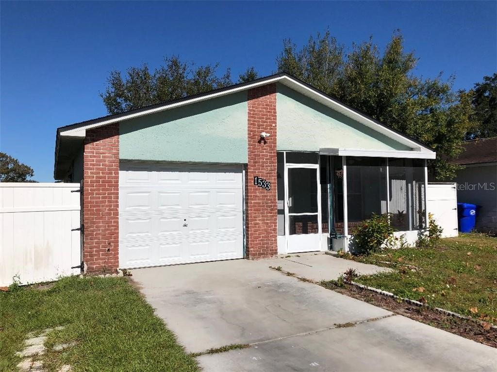 Photo for 1533 Kelby Road, KISSIMMEE, FL 34744 (MLS # S5027093)
