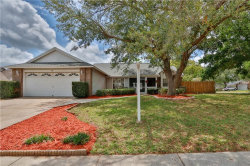 Photo of 911 Valley View Circle, PALM HARBOR, FL 34684 (MLS # T3102858)