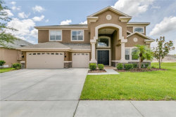 Photo of 4806 Portmarnock Way, WESLEY CHAPEL, FL 33543 (MLS # T3112372)