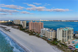 Photo of 1370 Gulf Boulevard, Unit 801, CLEARWATER BEACH, FL 33767 (MLS # T3151883)