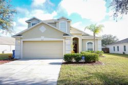 Photo of 8517 Carriage Pointe Drive, GIBSONTON, FL 33534 (MLS # T3152589)