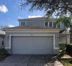 Photo of 7973 Carriage Pointe Drive, GIBSONTON, FL 33534 (MLS # T3162463)