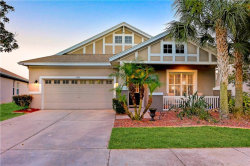 Photo of 7624 Eleanor Wood Court, LAND O LAKES, FL 34637 (MLS # T3163893)