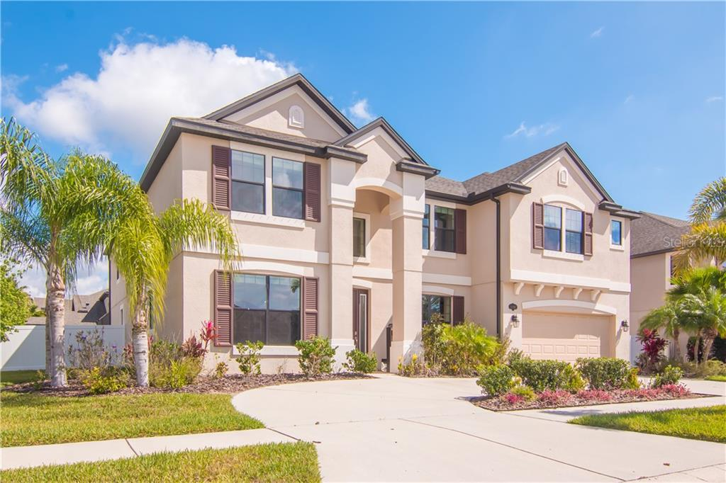 Photo for 11802 Gilmerton Drive, RIVERVIEW, FL 33579 (MLS # T3168201)