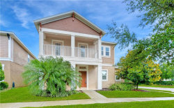 Photo of 5316 Match Point Place, LITHIA, FL 33547 (MLS # T3179227)