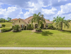 Photo of 13638 Carnoustie Circle, DADE CITY, FL 33525 (MLS # T3231329)