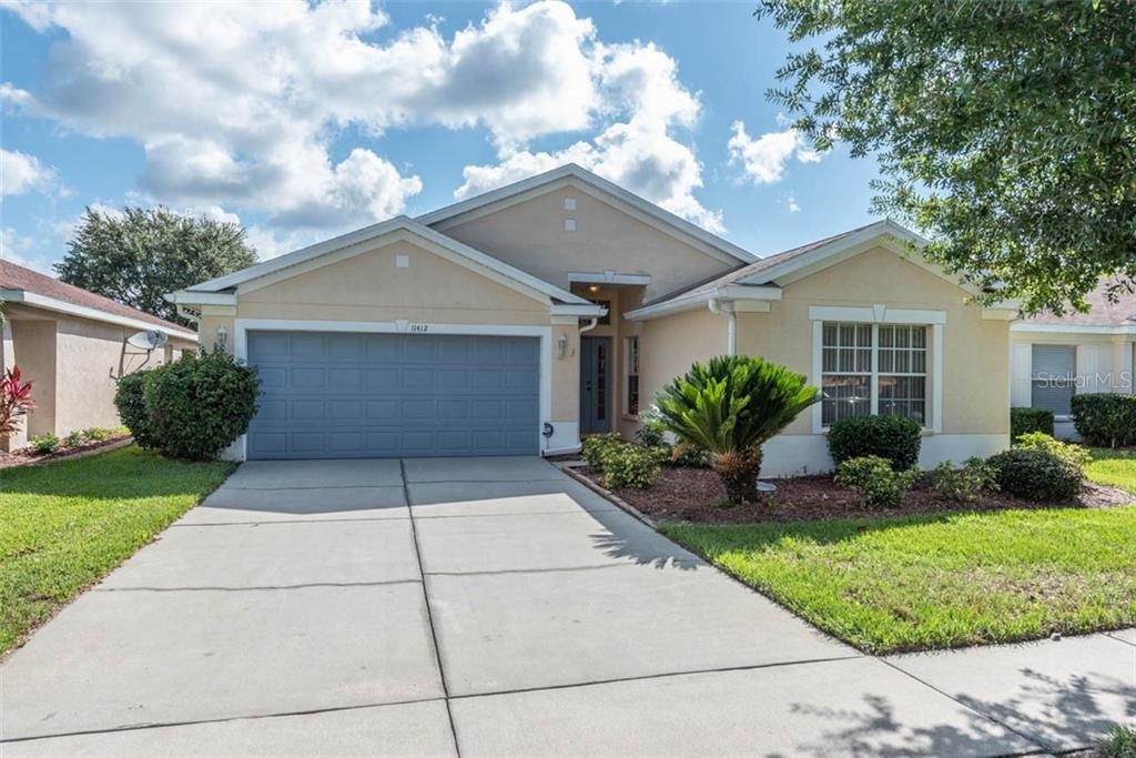 Photo for 11412 Coconut Island Drive, RIVERVIEW, FL 33569 (MLS # T3242880)