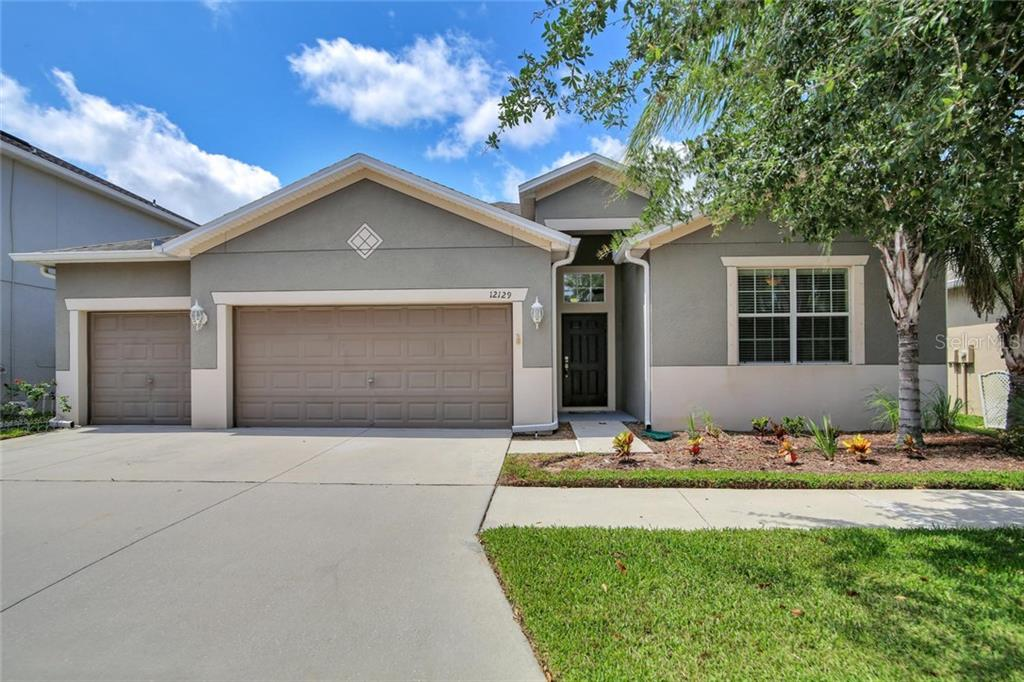 Photo for 12129 Streambed Drive, RIVERVIEW, FL 33579 (MLS # T3243443)