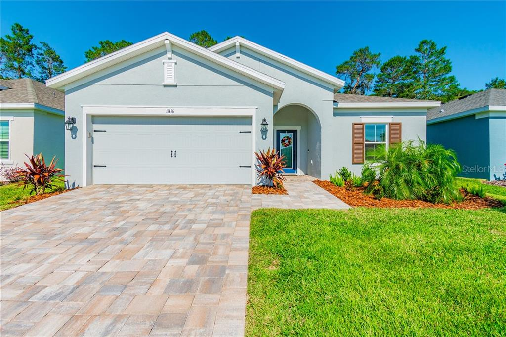 Photo for 11416 Tanner Ridge Place, RIVERVIEW, FL 33569 (MLS # T3243450)