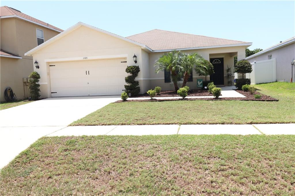 Photo for 11105 Golden Silence Drive, RIVERVIEW, FL 33579 (MLS # T3243980)