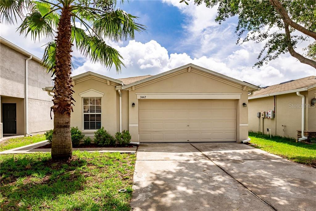 Photo for 3442 Cardinal Feather Drive, LAND O LAKES, FL 34638 (MLS # T3244866)