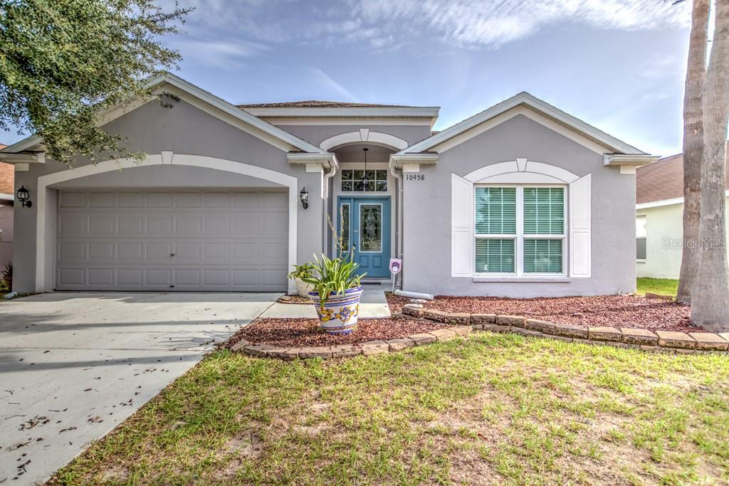 Photo for 10458 Hallmark Boulevard, RIVERVIEW, FL 33578 (MLS # T3248644)