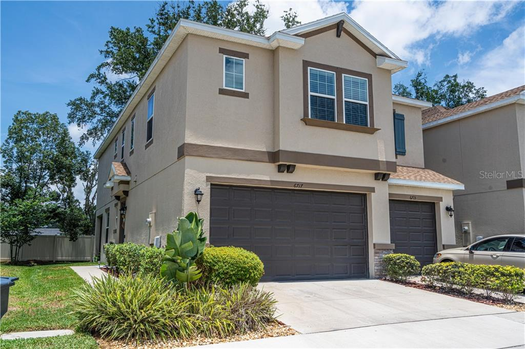 Photo for 6717 Citrus Creek Lane, TAMPA, FL 33625 (MLS # T3253264)