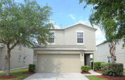 Photo of 7827 Carriage Pointe Drive, GIBSONTON, FL 33534 (MLS # T3267780)