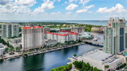 Photo of 700 S Harbour Island Boulevard, Unit 821, TAMPA, FL 33602 (MLS # T3272517)