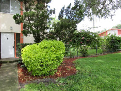 Photo of 5855 16th Street S, Unit 8, ST PETERSBURG, FL 33705 (MLS # U8004747)