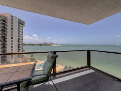 Photo of 440 Gulfview Boulevard S, Unit 803, CLEARWATER BEACH, FL 33767 (MLS # U8012861)