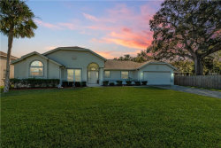 Photo of 161 Lake Shore Drive W, PALM HARBOR, FL 34684 (MLS # U8020480)